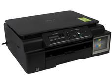 Multifuncional de Inyección Brother DCP-T300 InkBenefit, Impresora, Copiadora, y Escáner, sistema de tanque de tinta, USB.