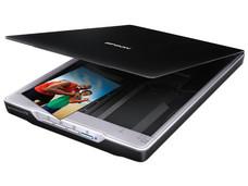 Escáner de cama plana Epson, 48 bits, hasta 4800 ppp.
