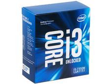 Procesador Intel Core i3-7350K de Séptima Generación, 4.2 GHz con Intel HD Graphics 630, Socket 1151, L3 Caché 4 MB, Dual-Core, 14nm.