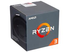 Procesador AMD Ryzen R3 1300X, 3.5 GHz (hasta 3.7 GHz), Socket AM4, Quad-Core, 65W.