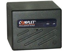 Regulador Complet 3200VA/1600W, 8 Contactos + Protección para Teléfono.
