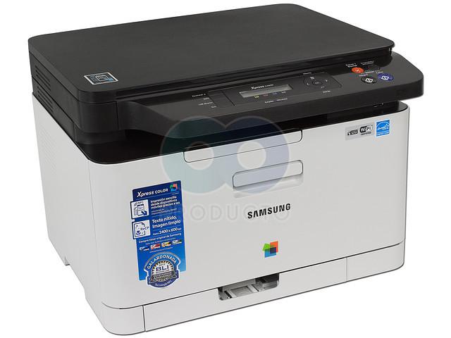 Multifuncional Samsung Xpress Sl C480w Impresora L 225 Ser A