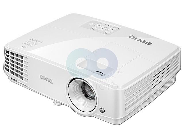 Proyector BenQ MX570, resolución de 1024 x 768, contraste 13,000:1 y 3,200 ANSI-Lumens.